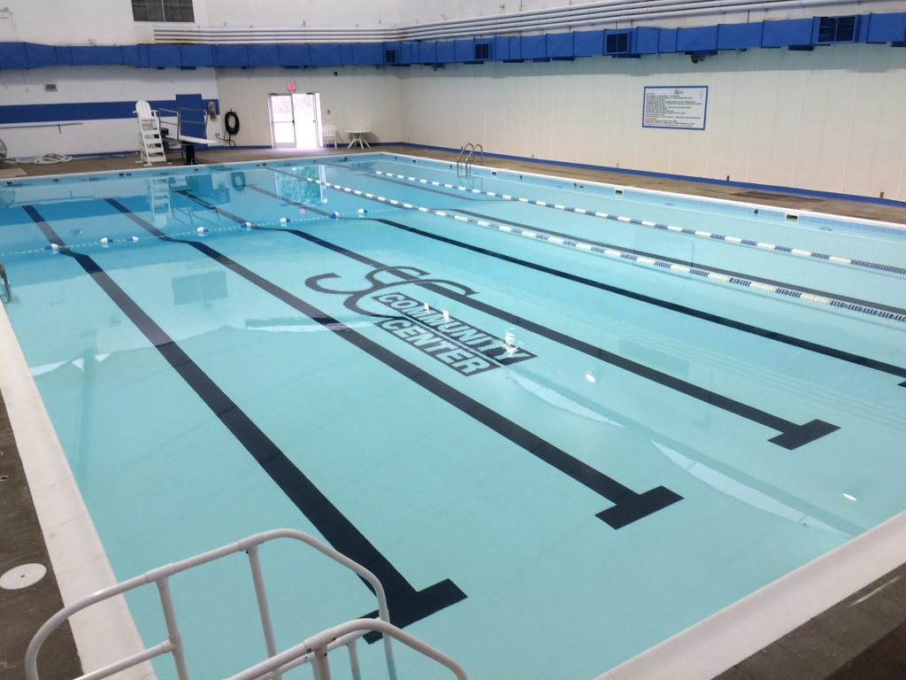 Swimming Pool – Community Center | City of South Charleston